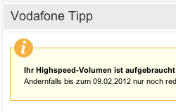 Vodafone Tipp